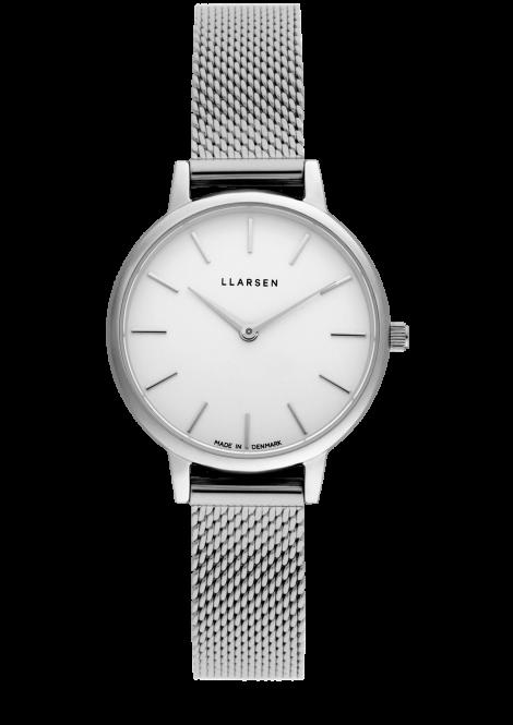 【雨の日も暑い日もさらっと快適に!メッシュモデル期間限定プライス】 CAROLINE (LW46) steel bracelet 【FUDGE 6・7月号掲載】