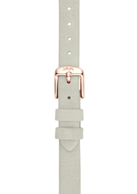 Mint leather strap 12mm