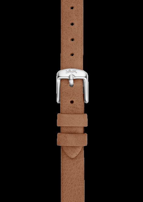 Camel leather strap 12mm