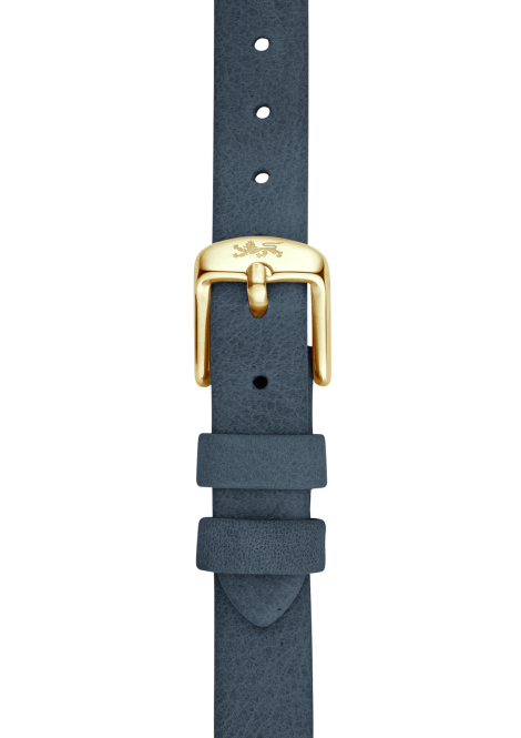 Ocean leather strap 18mm