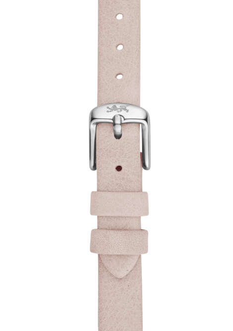 Powder leather strap 18mm