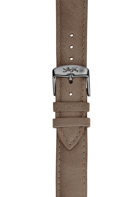 TAN leather strap 20mm