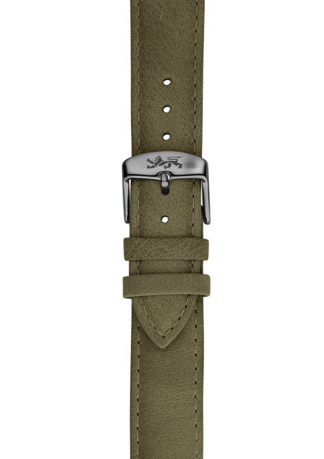 Forest leather strap 20mm