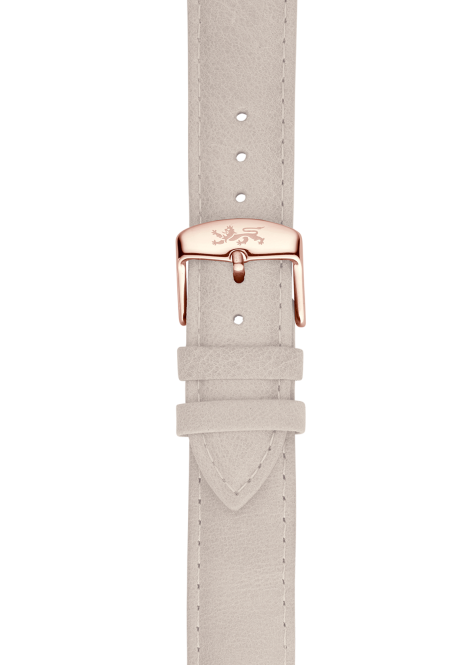 Stone leather strap 20mm