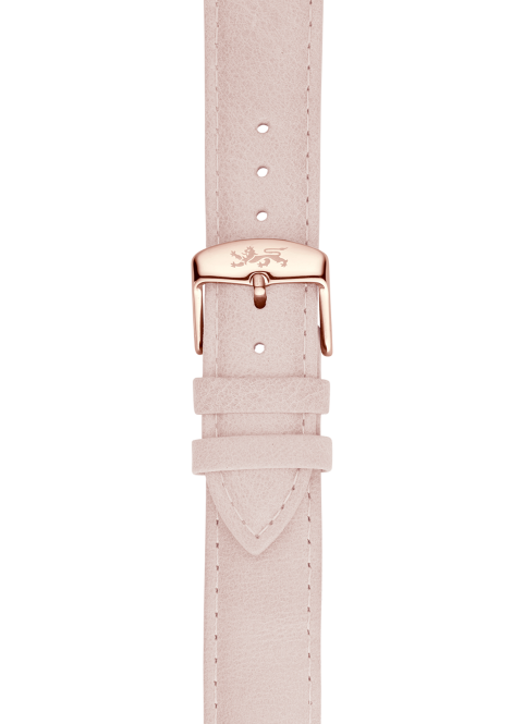 Powder leather strap 20mm