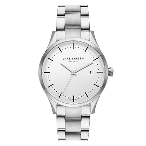 【Special Price】 ALEXANDER (LW19) Steel with Steel bracelet / White dial <img class='new_mark_img2' src='https://img.shop-pro.jp/img/new/icons20.gif' style='border:none;display:inline;margin:0px;padding:0px;width:auto;' />