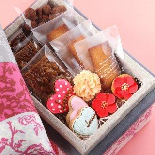 焼き菓子スペシャルセット(茶箱入り)