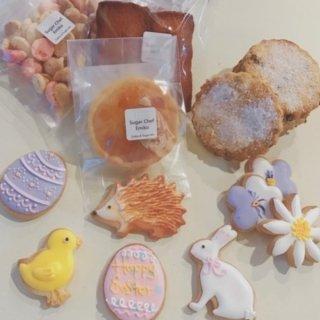 イースタークッキー&焼菓子セット