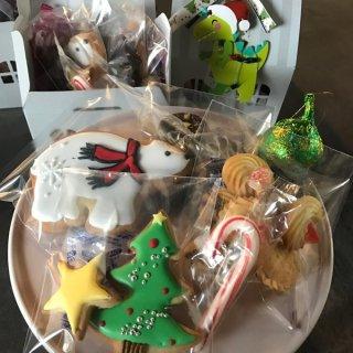 クリスマスハウスボックス