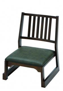 木製 背付椅子 H26 グレー