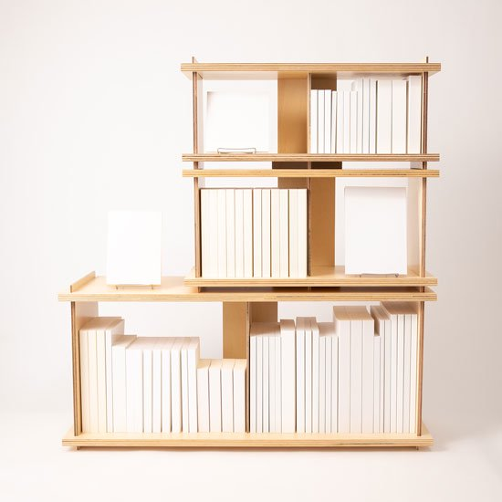 Stackshelf