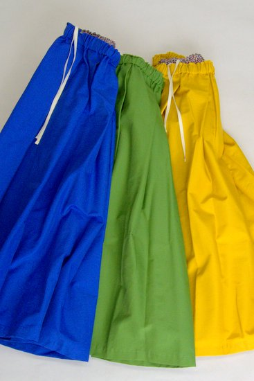 Crespi クレスピ グログランスカート 67cm丈