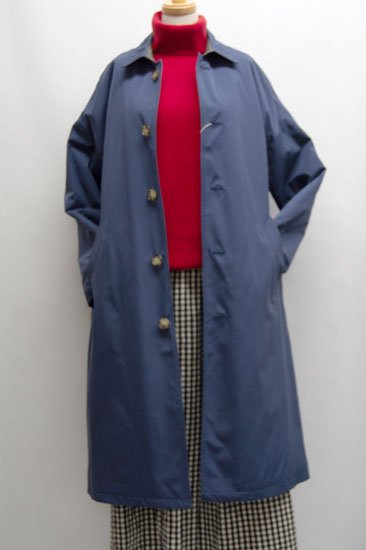 【30%OFF】Vent d'ouest par Le minor ルミノア 高密度タッサー撥水加工 ステンカラーコート<img class='new_mark_img2' src='https://img.shop-pro.jp/img/new/icons20.gif' style='border:none;display:inline;margin:0px;padding:0px;width:auto;' />