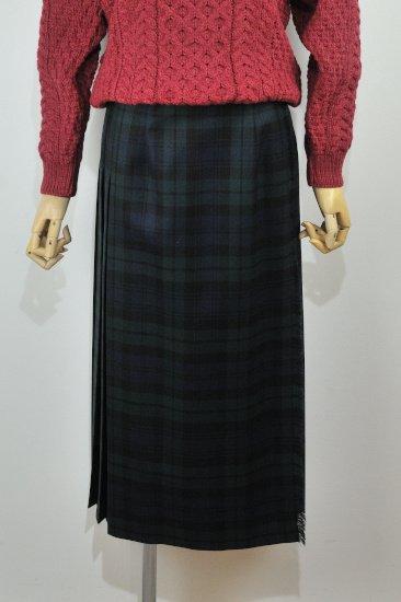 O'neil of Dublin オニールオブダブリン タータンチェック キルトスカート 83cm丈