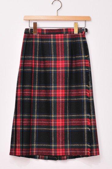 O'neil of Dublin オニールオブダブリン タータンチェック キルトスカート 67�丈