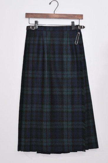 O'neil of Dublin オニールオブダブリン タータンチェック キルトスカート 75�丈