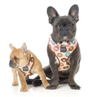 犬用首輪 ファッションハーネス(胴輪)GoNuts 【FuzzYard】
