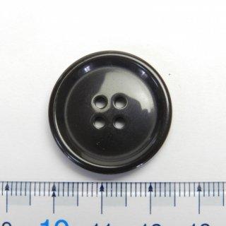 こげ茶色系ボタン/25mm/4穴/コートに最適