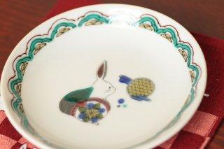 九谷焼き 絵皿 C