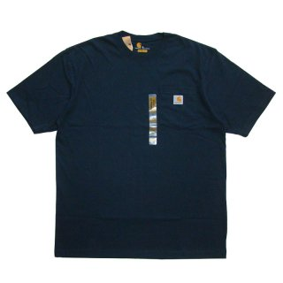 CARHARTT POCKET TEE NAVY