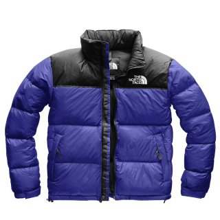 THE NORTH FACE 1996 RETRO NUPTSE JACKET AZTEC BLUE