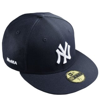 MOMA NEW ERA NEW YORK YANKEES BASEBALL CAP NAVY