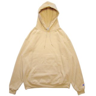 CHAMPION AUTHENTIC PULLOVER HOOD VEGAS GOLD