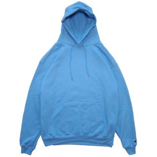 CHAMPION AUTHENTIC PULLOVER HOOD SKY BLUE
