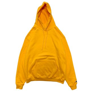 CHAMPION AUTHENTIC PULLOVER HOOD GOLD