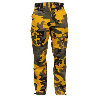 ROTHCO BDU PANTS STINGER YELLOW CAMO