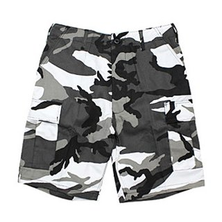 ROTHCO BDU SHORTS CITY CAMO