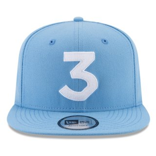 CHANCE 3 NEW ERA CAP SKY BLUE