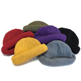 ADVANCE PLAIN KNIT BEANIE