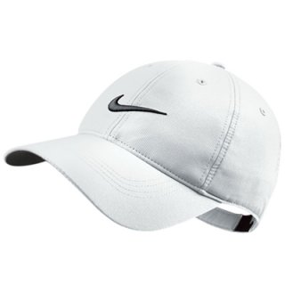 NIKE SWOOSH GOLF CAP WHITE