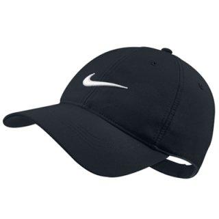 NIKE SWOOSH GOLF CAP BLACK