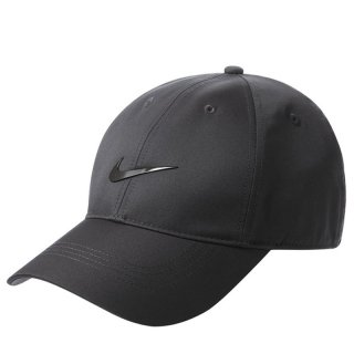 NIKE GOLF DRI FIT SWOOSH FRONT CAP ANTHRACITE