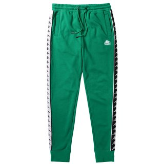 KAPPA DANDA SLIM TRACK SWEATPANTS GREEN