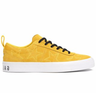 CONVERSE X RSVP GALLERY ONE STAR CC YELLOW