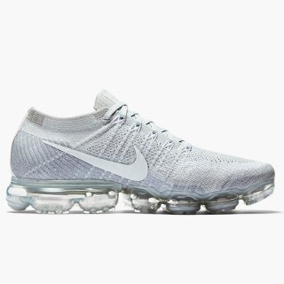 NIKE AIR VAPORMAX FLYKNIT PURE PLATINUM WHITE