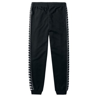 KAPPA STAR BANDA SLIM TRACK SWEATPANTS BLACK