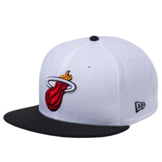 NEW ERA 9FIFTY ORIGINAL FIT MIAMI HEAT