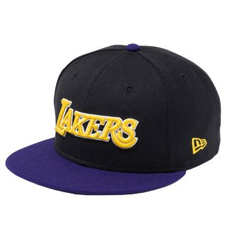 NEW ERA 9FIFTY ORIGINAL FIT LOS ANGELES LAKERS