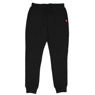 CITY LAB PERFORMANCE FLEECE JOGGER PANT BLACK