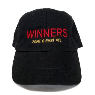 21 SAVAGE WINNERS HAT BLACK