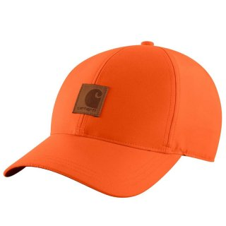 CARHARTT UPLAND CAP HUNTER ORANGE