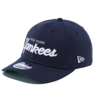 9FIFTY STRETCH SNAP SCRIPT LOGO NEW YORK YANKEES