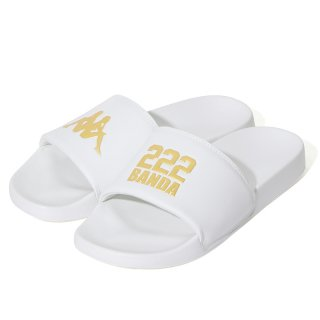 KAPPA BANDA SLIDE WHITE GOLD