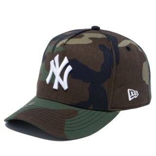 NEW ERA 9FORTY D-FRAME YANKEES WL CAMO