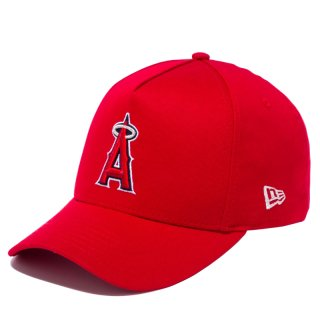 NEW ERA 9FORTY D-FRAME ANGELS RED