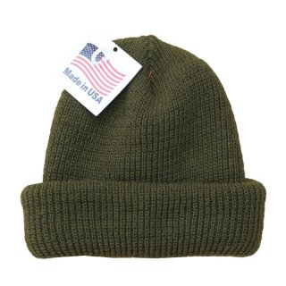 ROTHCO ACRYLIC WATCH BEANIE OLIVE